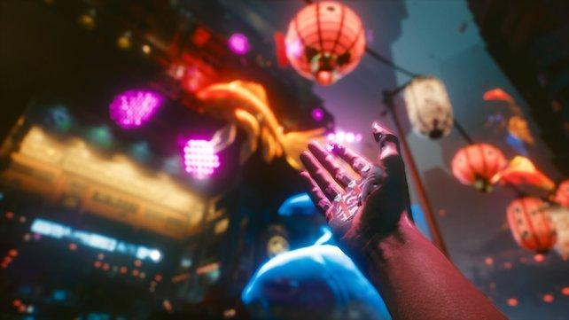 Cyberpunk 2077 nach sieben Monaten: Endlich durfte ich dieses Spiel wirklich kennenlernen.