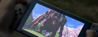 Nintendo Switch: Erstes Spiel angekündigt, das nicht auf dem Fernseher gespielt werden kann
