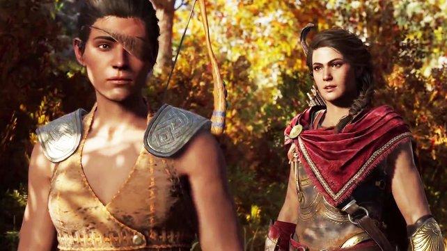 """Die """"klassischen"""" Geschlechterrollen ändern sich auch in Videospielen zunehmend."""