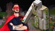 <span>Minecraft-Spieler wird zum Held –</span> rettet NPC aus misslicher Lage