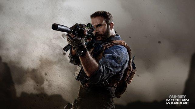 Mit dem Erscheinen des neuen Call of Duty dürfte diese Diskussion wohl erneut aufflammen.