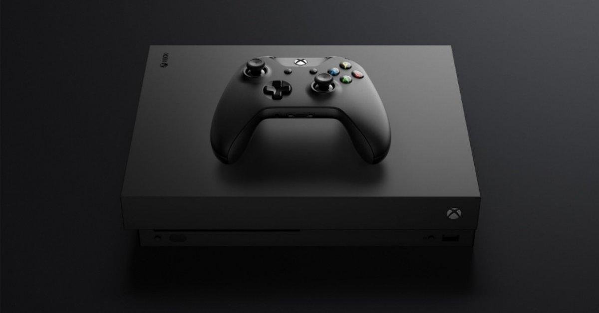 Gewinnspiel: Holt euch eine Xbox One X
