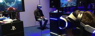 PlayStation VR - Das erwartet euch mit Hardware und Spielen