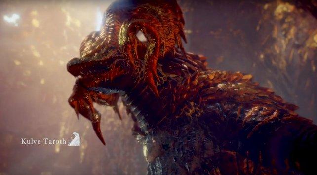 Alles, was in diesem Fall glänzt, ist tatsächlich Gold. Kulve Taroth ist ein weiterer Drachenältester in Monster Hunter World.