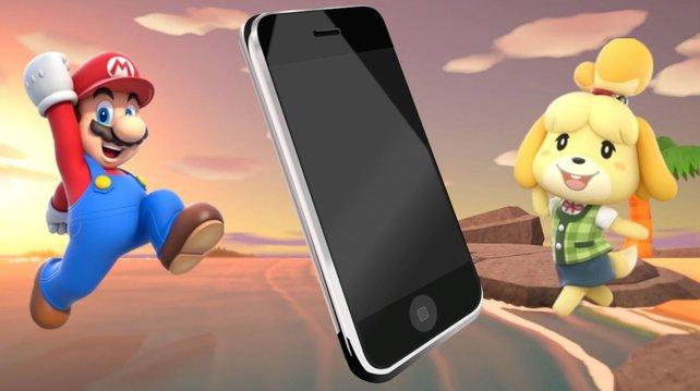 Nintendo will sich weiter auf Mobile Games konzentrieren.