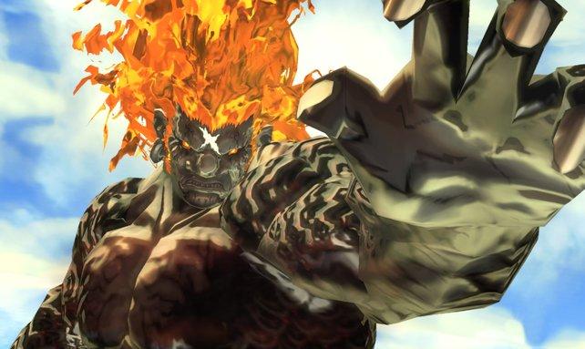 Ganondorfs Aussehen unterscheidet sich von Spiel zu Spiel. Doch handelt es sich immer um denselben Charakter.