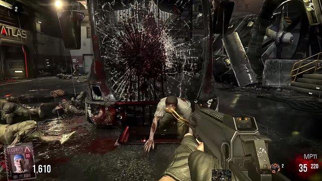 Endlich ist der Zombie-Modus wieder Bestandteil von Call of Duty!