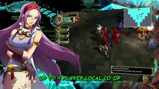 Fantasy Hero  Unsigned Legacy- PlayStation Vita Official Announcement Trailer