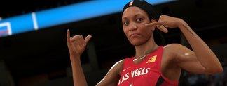 NBA 2K20 | Zum ersten Mal mit weiblichen Teams