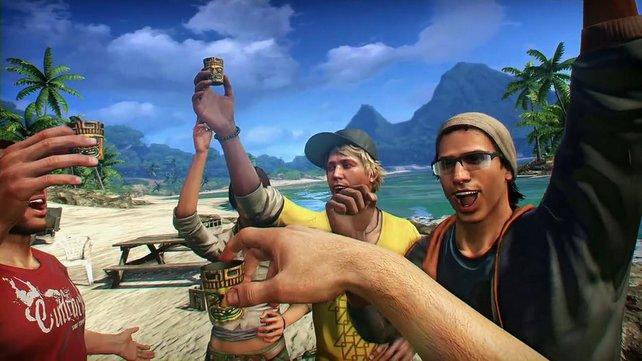 Far Cry 3: Habt ihr euch je gefragt, was mit dem verschollenen Kumpel passiert ist?
