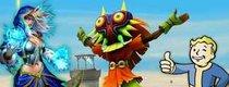 The Legend of Zelda - Majoras Mask, Fallout 4 und Super Smash Bros.: Der Wochenrückblick