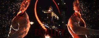 Tipps: Mortal Kombat 11: Alle Fatalities freischalten und ausführen