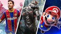 Dreimal Super Mario und die Rückkehr einer Grafik-Legende