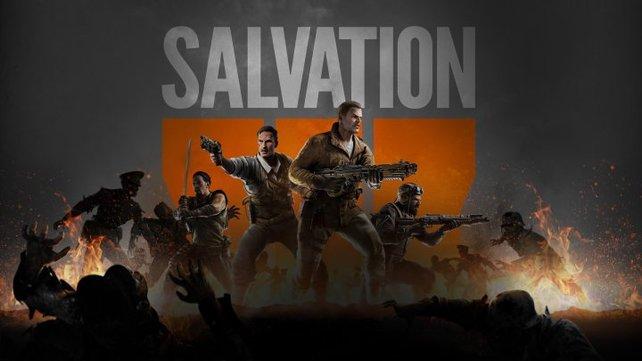 Mit Salvation erscheint der letzte DLC für Black Ops 3.
