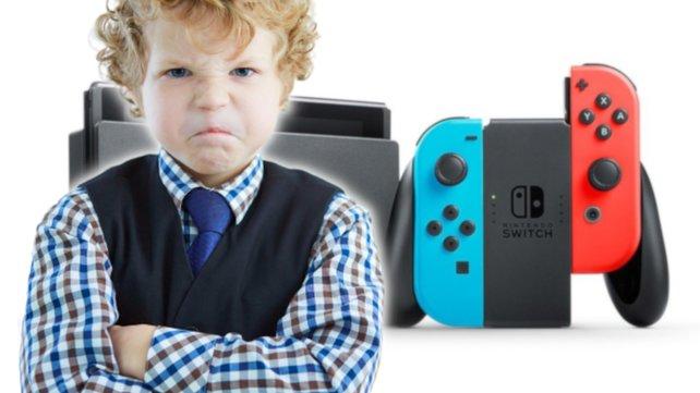 Auch Kinder müssen unter dem Problem mit der Switch leiden. Bildquelle: Getty Images/ Cameravit