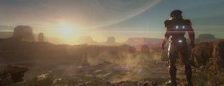 Mass Effect - Andromeda: Erste Spielszenen im Video