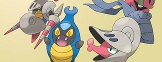 Specials: Diese Pokémon entwickeln sich mit ungewöhnlichen Methoden