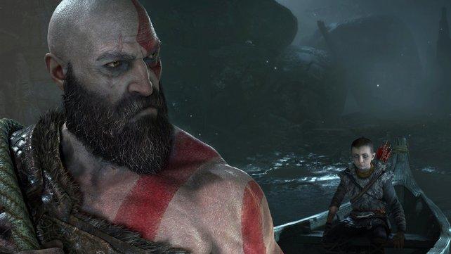 Vom Aussterben bedroht: God of war ist ein reines Singleplayer-Spiel ohne Mikrotransaktionen.