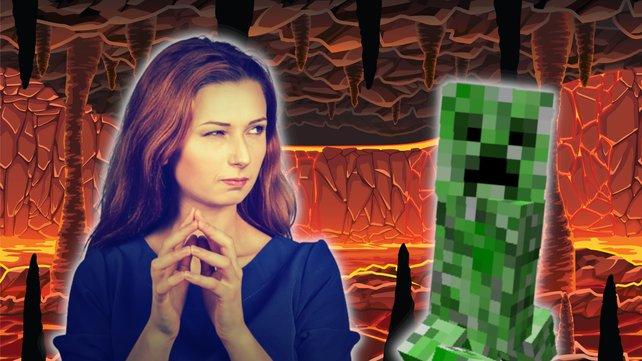 Minecraft-Spieler quälen die armen Monster. Bildquelle: Getty Images/ SIphotography/ November_Seventeen