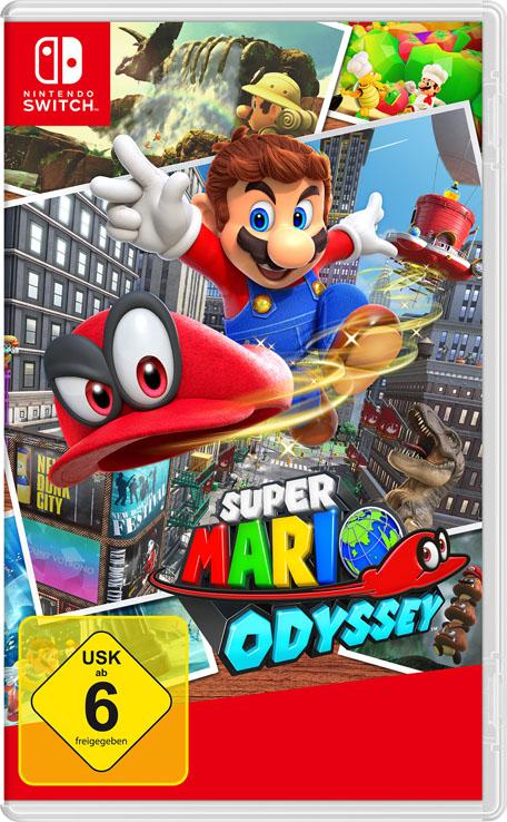 Super Mario Odyssey