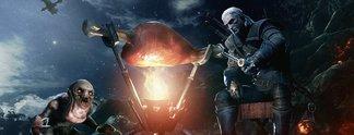 Crossover-Event mit Geralt von Riva gestartet