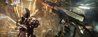 Kolumnen: Als ich bei Deus Ex meine wichtigste Regel brechen musste