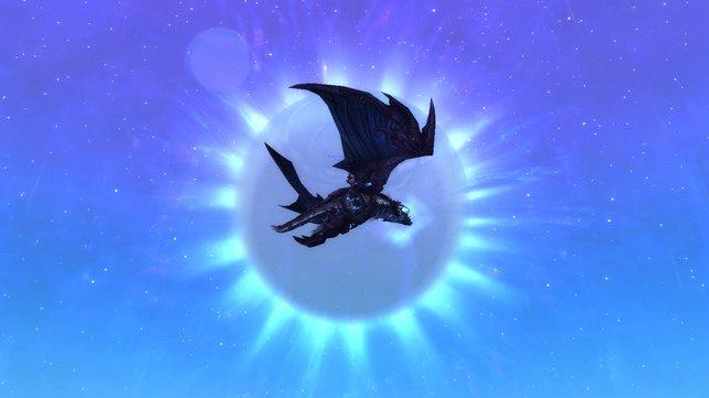 Fliegen in World of Warcraft: Shadowlands
