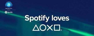 """Spotify Premium: Ab jetzt günstiger mit """"PlayStation Plus""""-Mitgliedschaft"""