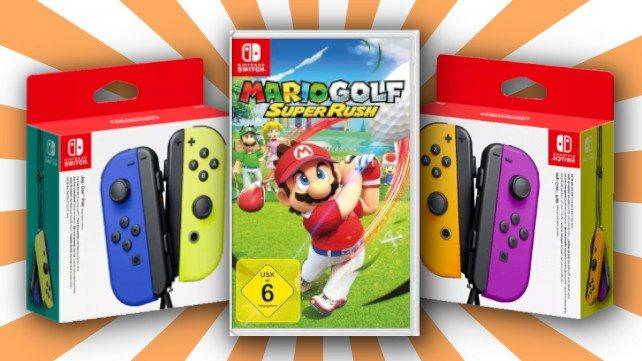 Nintendo-Switch-Bundles: Jetzt bei MediaMarkt im Angebot.