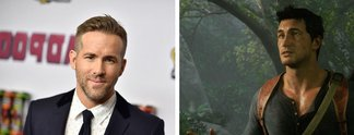 Uncharted: Ryan Reynolds schnappt sich den Regisseur des Films für ein eigenes Projekt
