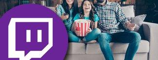 Filme zusammen mit dem Lieblings-Streamer schauen