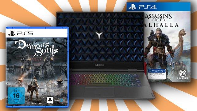 Der Gaming-Sale bei Cyberport läuft nur noch dieses Wochenende!
