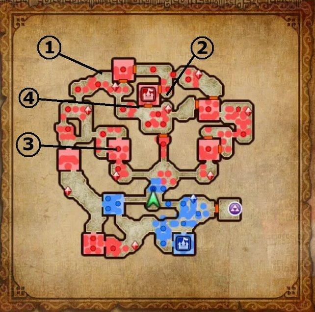 Hyrule Warriors Das Schattenreich Der Schattenkonig Spieletipps