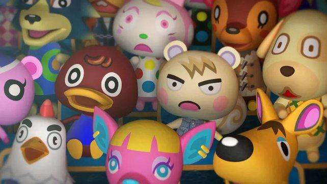 Dataminer finden menschliche Bewohner im ersten Animal Crossing.