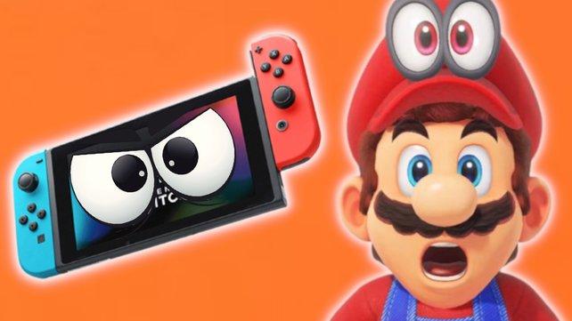Handheld wird von der Nintendo Switch verdrängt. Bildquelle: Getty Images/ RamCreativ