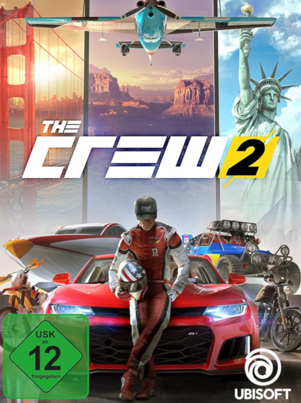 Evolution oder DLC zu The Crew 1?