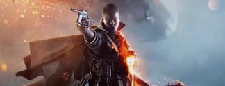 Youtube: Trailer zu CoD mit über 1 Mio. Daumen runter, Battlefield 1 bringt beliebtesten Trailer der Welt