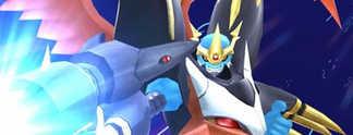 Digimon World - Next Order: Neue Bilder zeigen bekannte Digimon in Aktion