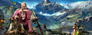 Vorschauen: Far Cry 4: Es gibt Spieleindrücke vom Himalaya