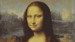 Mona Lisa in Super Mario Maker 2