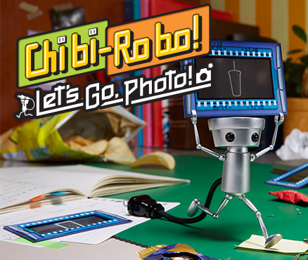 Chibi-Robo - Let's Go Photo