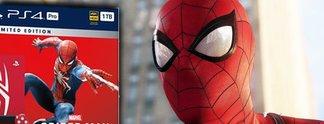 Spider-Man: Fans dürfen sich auf eine ganz spezielle PS4 freuen