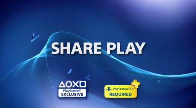 PS4: Share Play startet nicht? Wir nennen euch die Bedingungen.