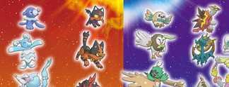 Das sind die neuen Pokémon aus Pokémon Sonne und Mond