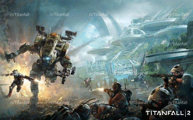 Dies ist möglicherweise das erste Bild aus Titanfall 2.
