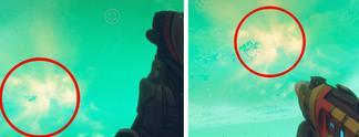 Destiny 2: Der beeindruckende Leviathan am Himmel von Nessus