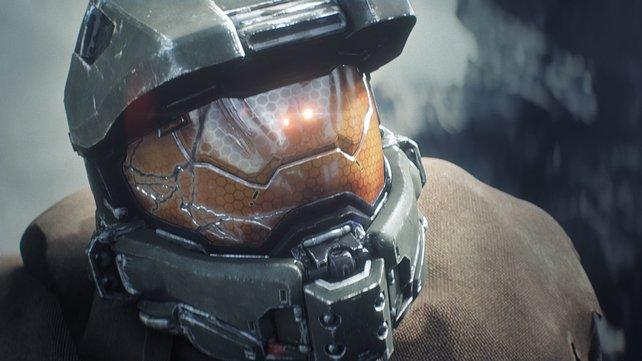 In Halo 5 - Guardians kämpft der Master Chief mal wieder ums Überleben.