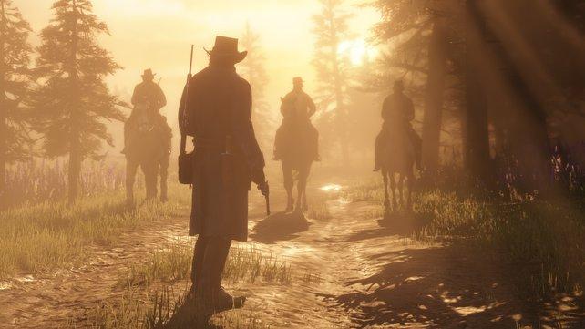 Red Dead Online wird von Rockstar gerettet.