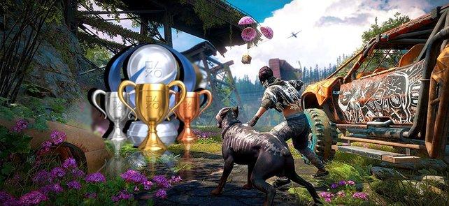 Far Cry New Dawn Trophäen Und Erfolge Im Leitfaden Spieletipps