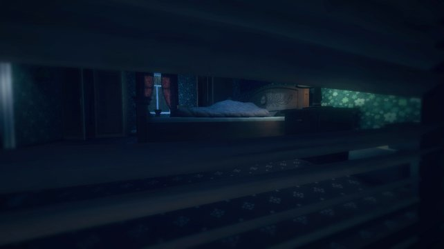 Innovativer Grusel: Die Nacht aus Sicht eines Kleinkindes in Among the Sleep.